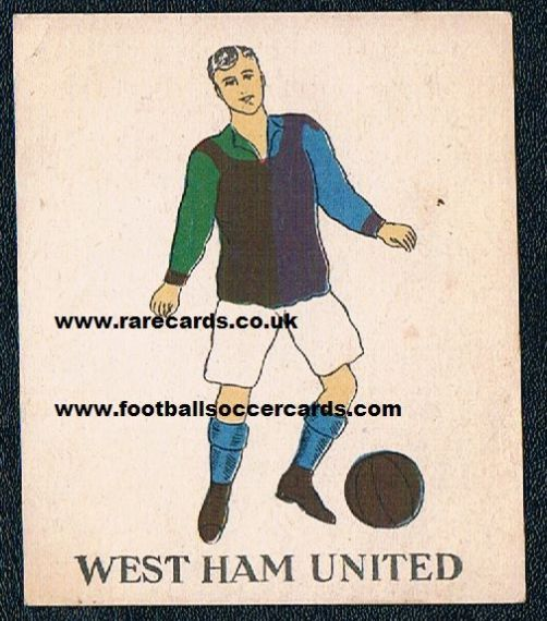 1924 West Ham Battocks 3rd type